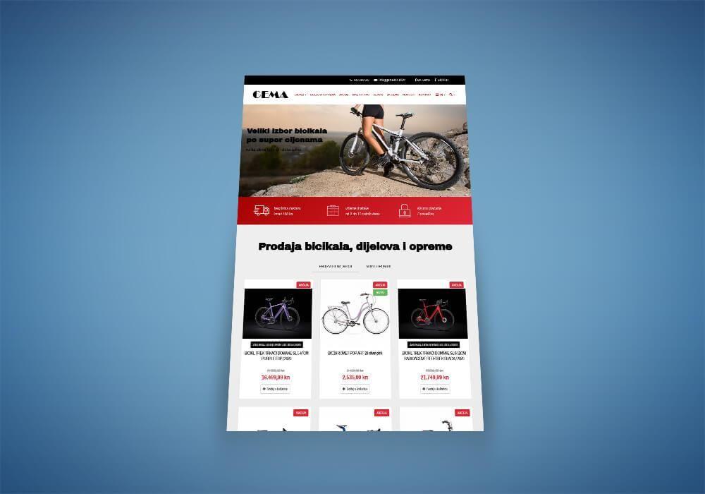 GEMA Bicikli