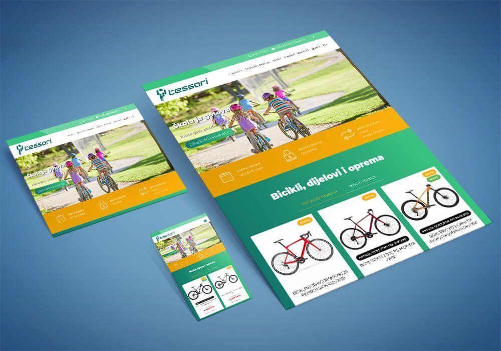 Bicikli Tessari